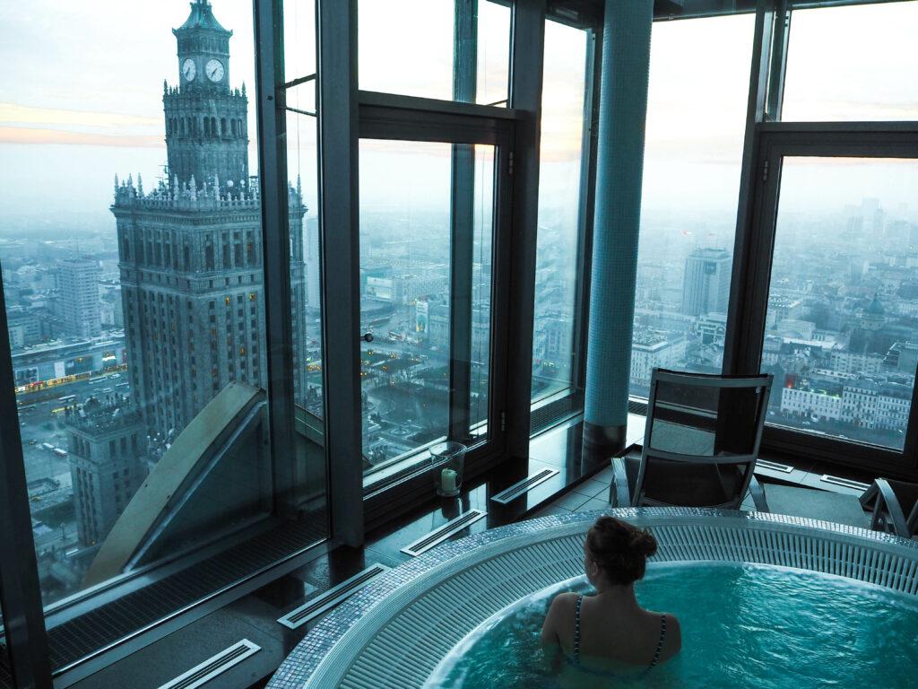 hotel Intercontinental Varšava